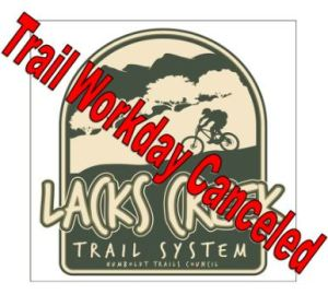 Trail Workday canceled