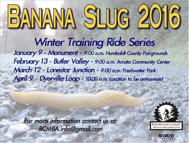 Banana Slug 2016
